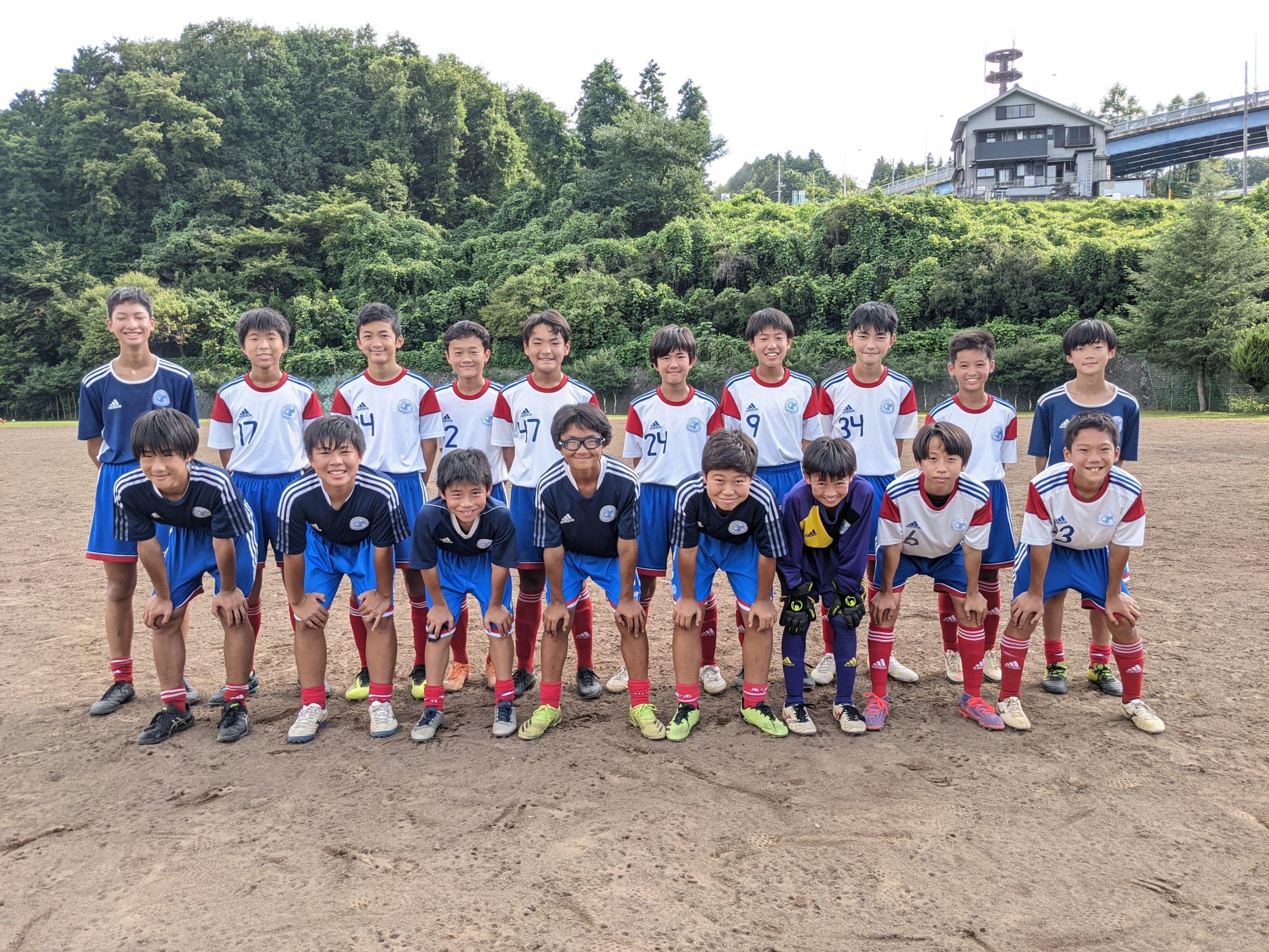 U-14クラブユース選手権大会 vs TAC Salvatore