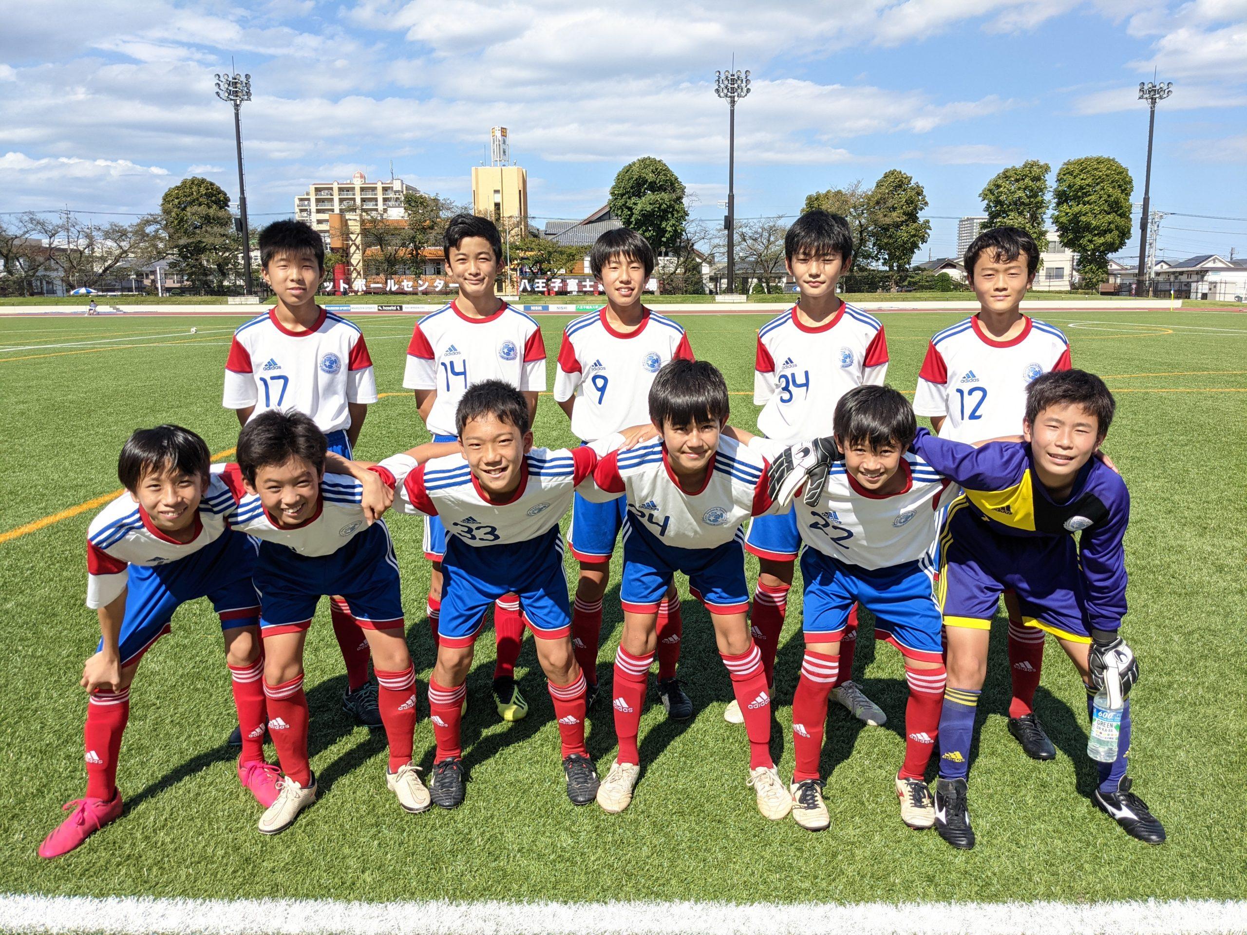 U-14選手権 vs ARTE八王子