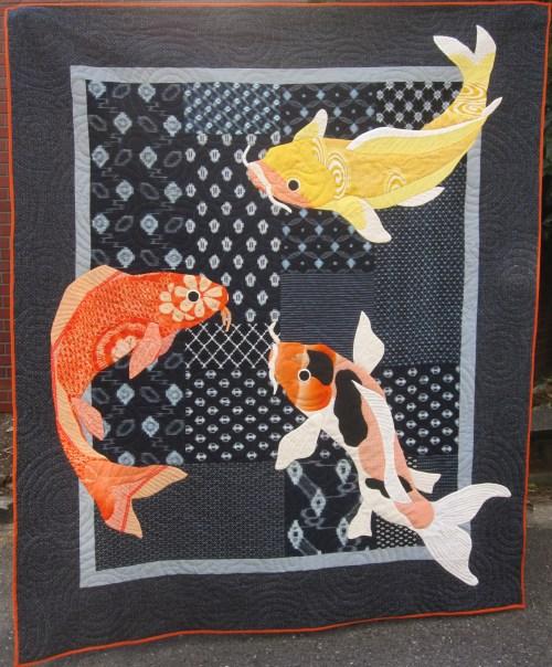 2013 ASIJ quilt