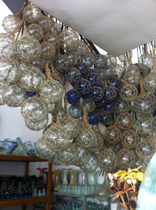 floats in Bali