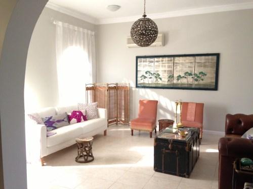 doha living room