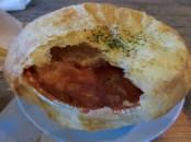 the deck coffee & pie ~ bisque pie