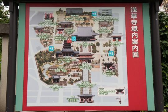 浅草寺地図-1