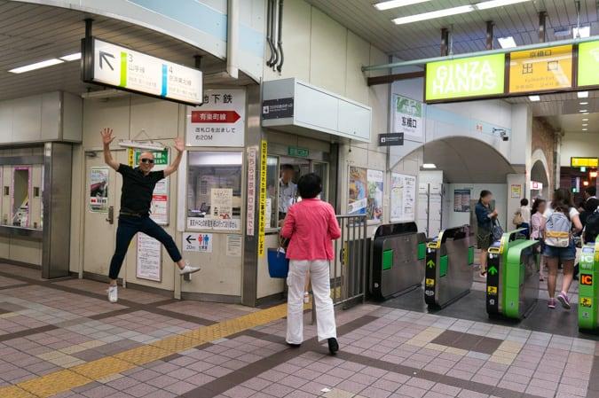 京葉線東京駅-3