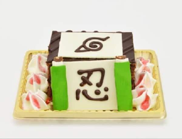 木ノ葉ケーキ