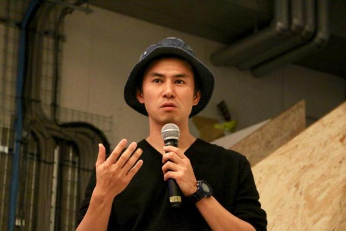 「YAMAP」を運営する株式会社ヤマップの代表取締役 春山 慶彦さん