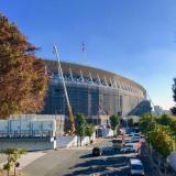 新国立競技場が完成(11月予定)