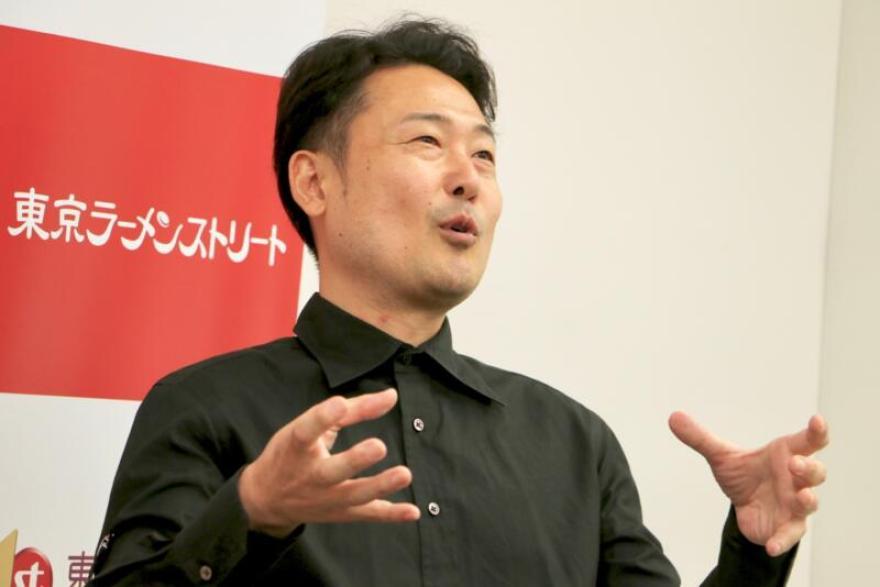 株式会社マーベル代表取締役 坂井保臣さん
