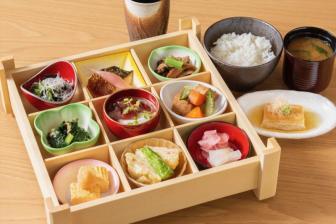 【モーニング】和食膳