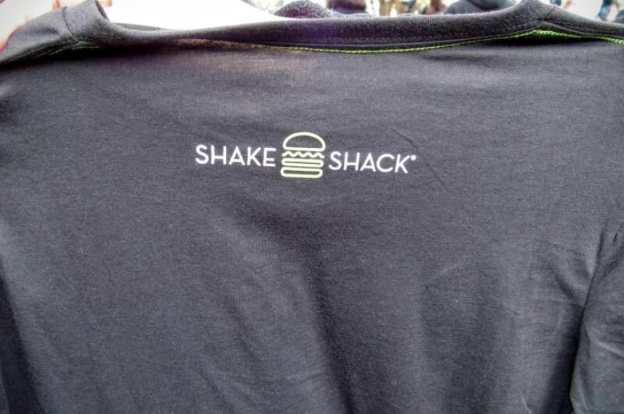 シェイクシャックTシャツ