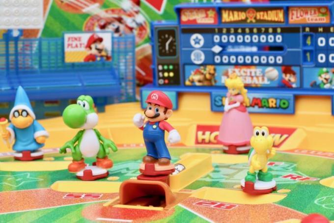 スーパーマリオ野球盤 (c)Nintendo Licensed by Nintendo