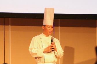 シェラトン・グランデ・トーキョーベイ・ホテル松本猪武起さん