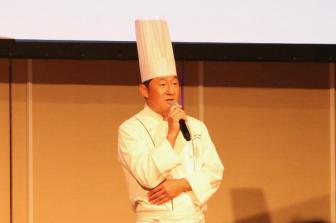 シェラトン・グランデ・トーキョーベイ・ホテル 総料理長 竹内浩