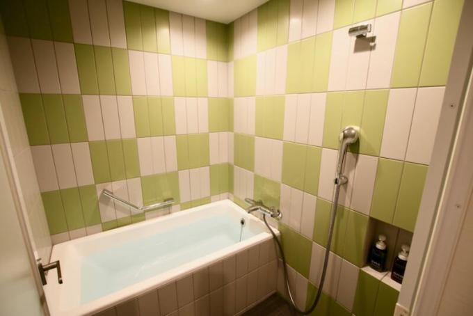 OMO東京大塚のバスルーム