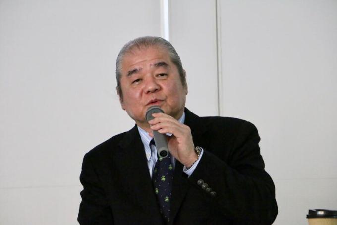 株式会社カリョー代表取締役社長の新谷雅嗣さん
