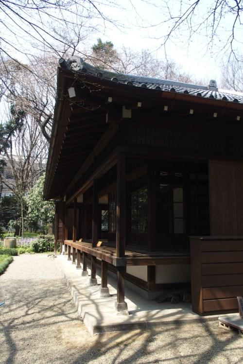 5棟の茶室