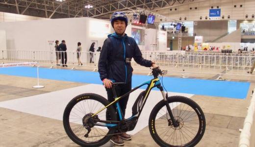 【サイクルモード2017レポ】 来年は電動アシストスポーツ自転車元年!? 注目のeバイクを試乗してきた【PR】 #サイクルモード