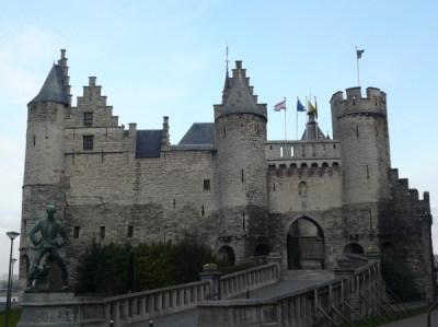 Antwerpen ~アントワープの旅~