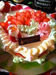 今日のケーキは苺!苺!苺!