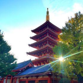 浅草 ー 上野観光へ