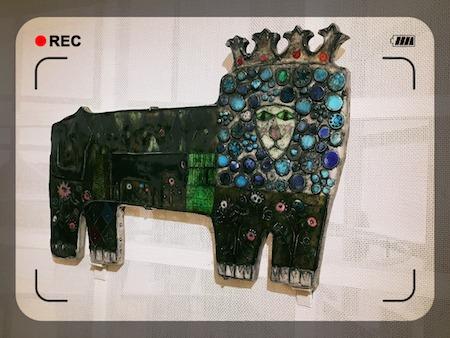 フィンランドのアーティスト、 ルート・ブリュックの展覧会へ