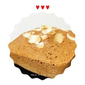 ココナッツコーヒーのバターブレッド
