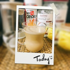 滑らか&クリーミーな、完全無欠コーヒー の材料と作り方のコツ。