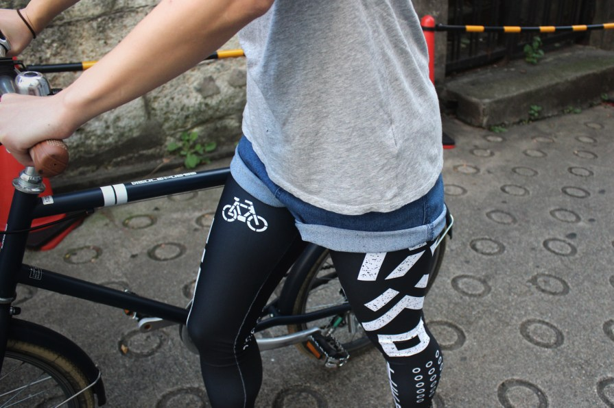 Tokyo Signs™ - Products inspired by the streets of Tokyo - From Shinjuku to Shibuya Leggings