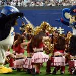 10/13/12 – CL Climax Series First Stage – Tokyo @ Chunichi (Game 1)