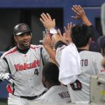 10/14/12 – CL Climax Series First Stage – Tokyo @ Chunichi (Game 2)