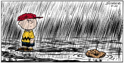 No Baseball Game Today