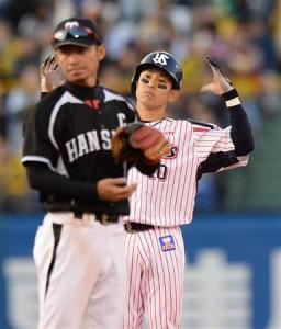 Morioka came through when it counted once again.