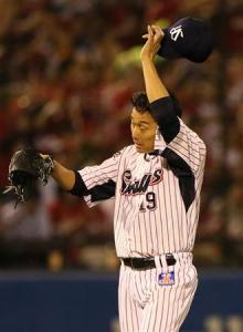 Ishikawa started strongly, but he didn't get the run support he needed.