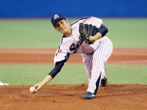 Yamanaka held the Tigers to a single run.