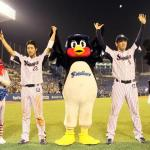 Jul 25th 2015, vs Chunichi