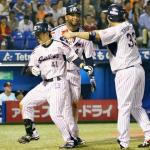 Sep 19th 2015, vs Yomiuri