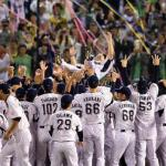 Oct 2nd 2015, vs Hanshin – CHAMPIONS