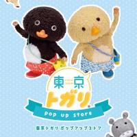 東京トガリ POP UP STORE 開催情報