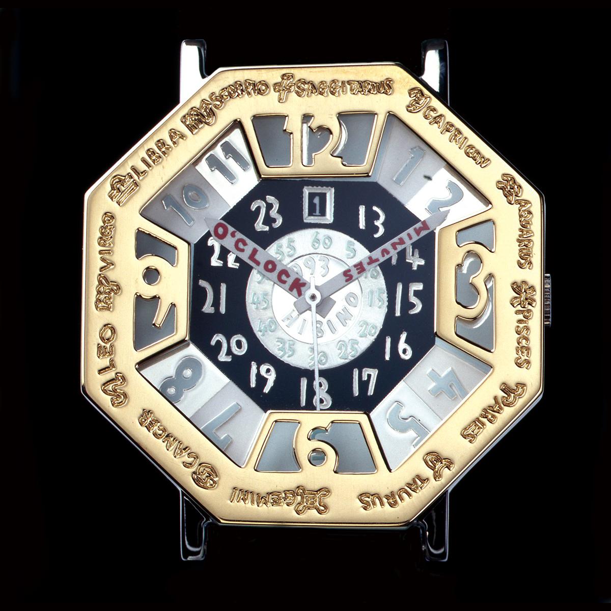 日比野克彦 (株)パルコ腕時計シリーズ