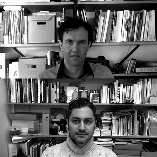 Brighten the Corners: Billy Kiosoglou & Frank Philippin