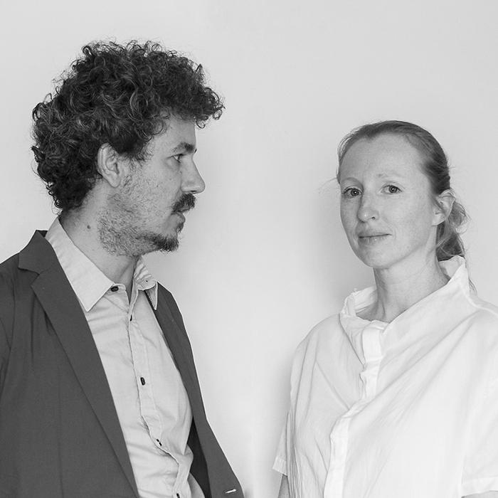 Karen ann Donnachie + Andy Simionato