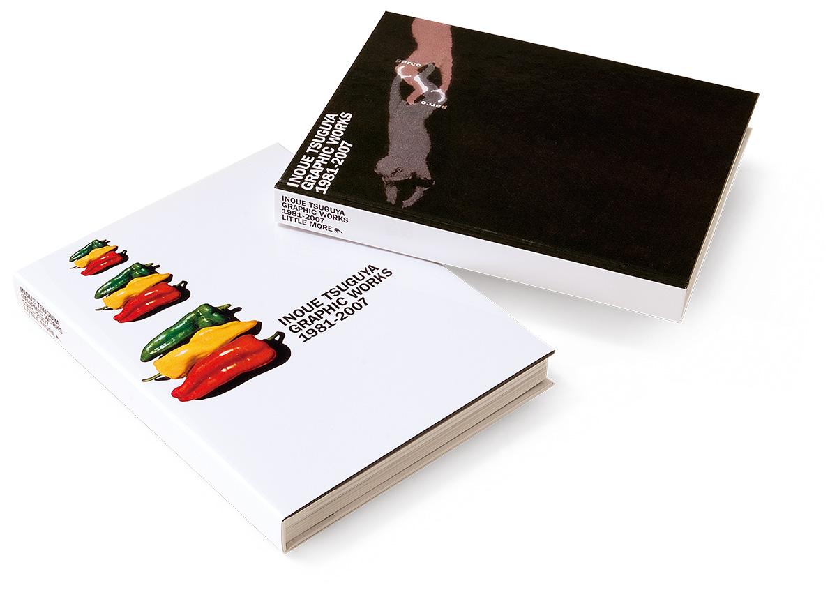 井上嗣也|INOUE TSUGUYA GRAPHIC WORKS 1981-2007