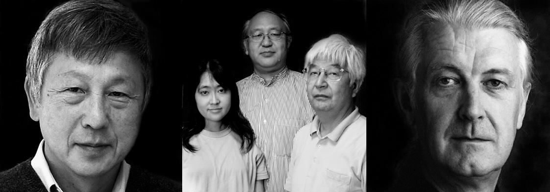 河野英一+シーアンドジイ(坂本 達、鈴木竹治、植田由紀子)+マシュー・カーター