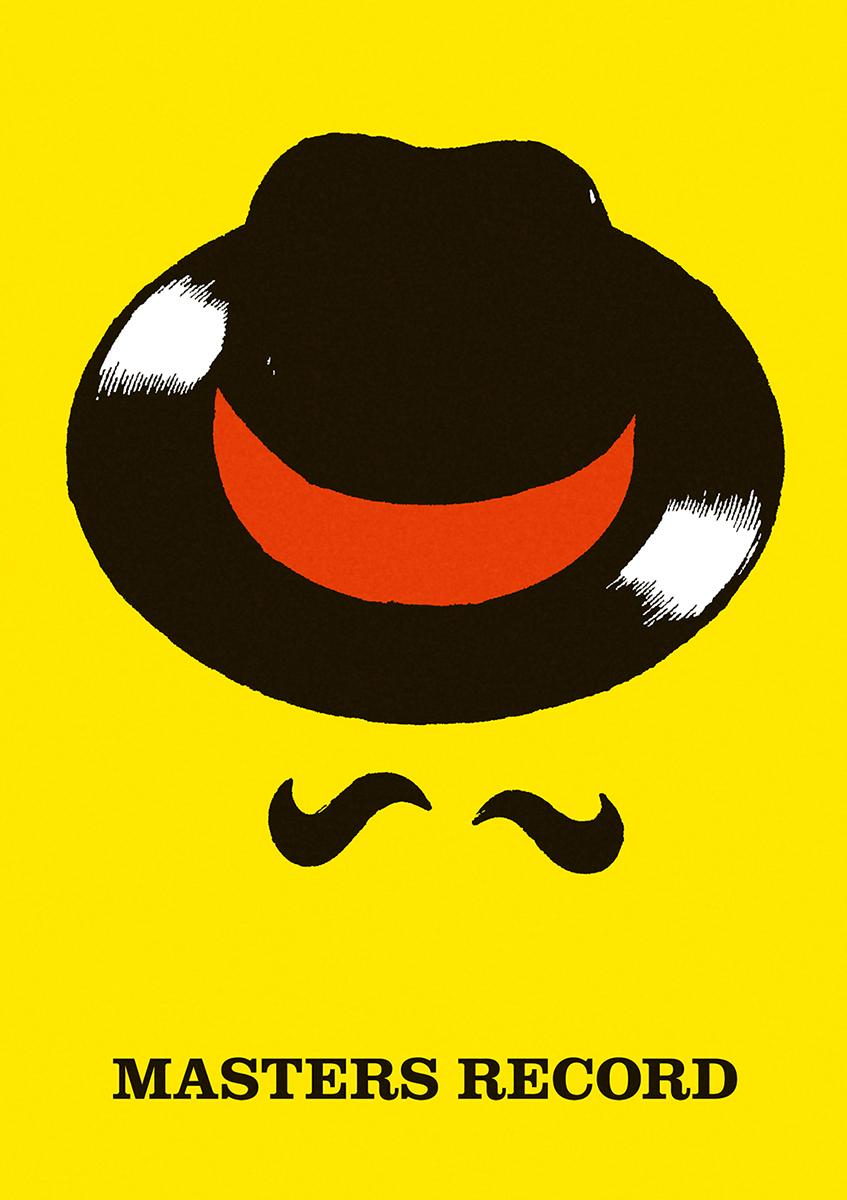 MASTERS RECORD / 2011 | ポスター