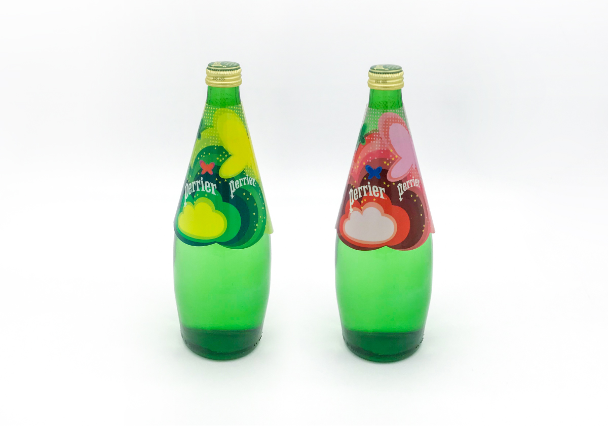 Perrier_Sparkling Campaign_Nestle / 2004 | Package