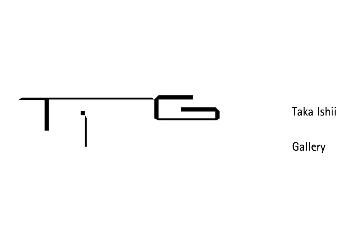 タカイシイギャラリー / 2011 | ロゴ