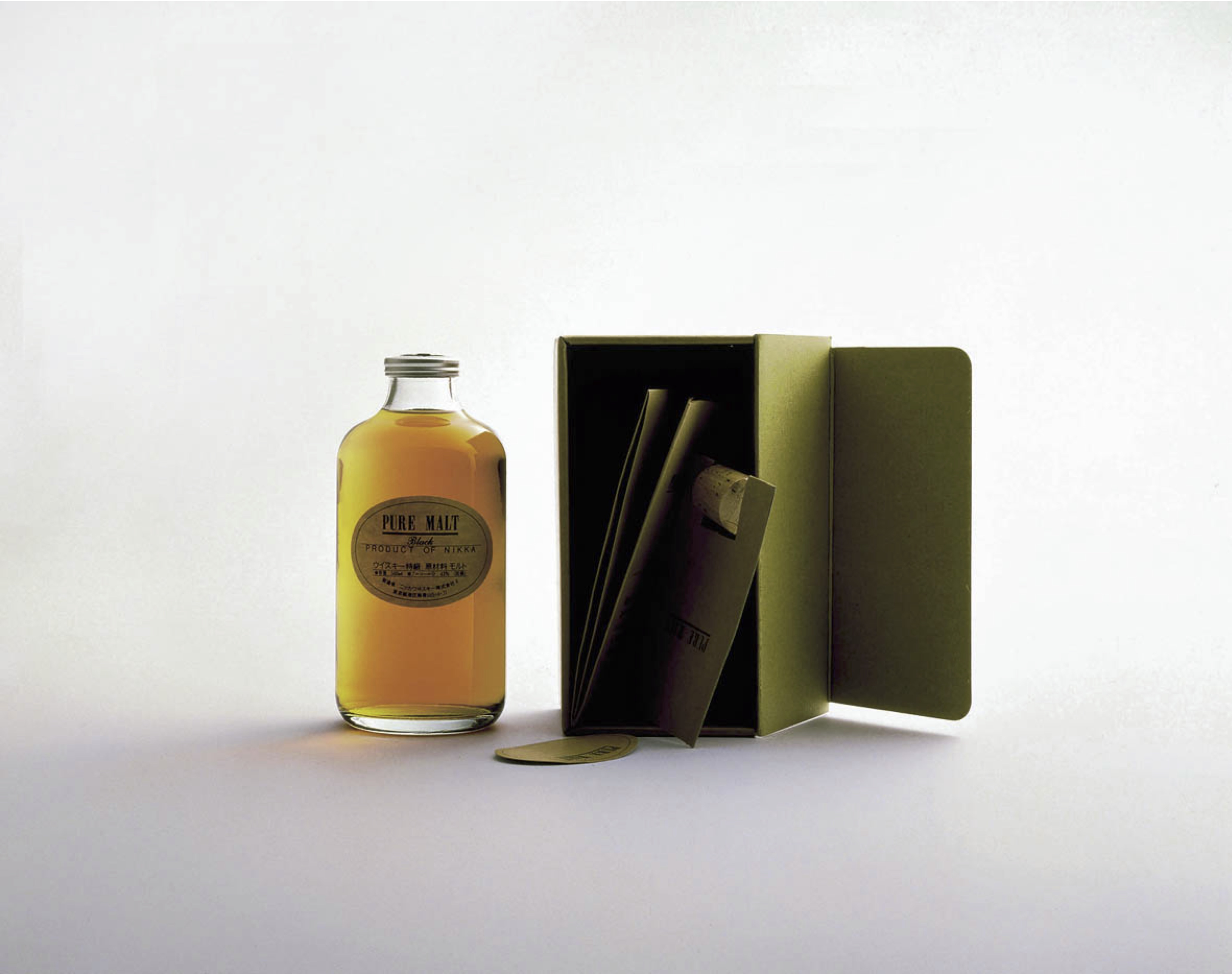 ニッカウヰスキー ピュアモルト / 1984 | 商品開発