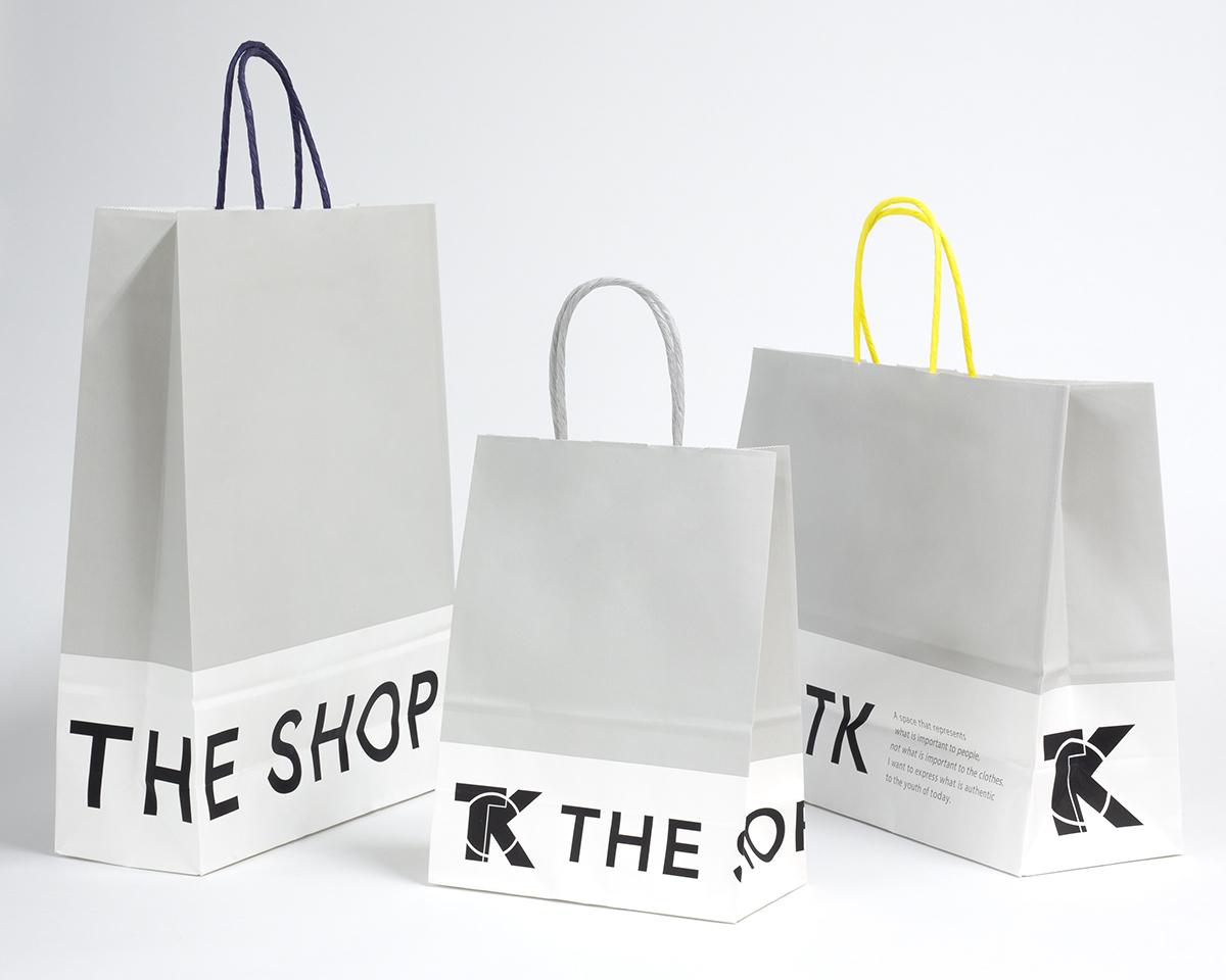 THE SHOP TK / 2015 | ブランディング