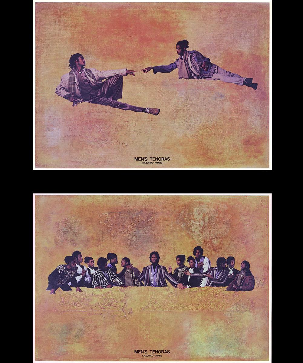 メンズティノラス 企業広告 / 1993 | ポスター
