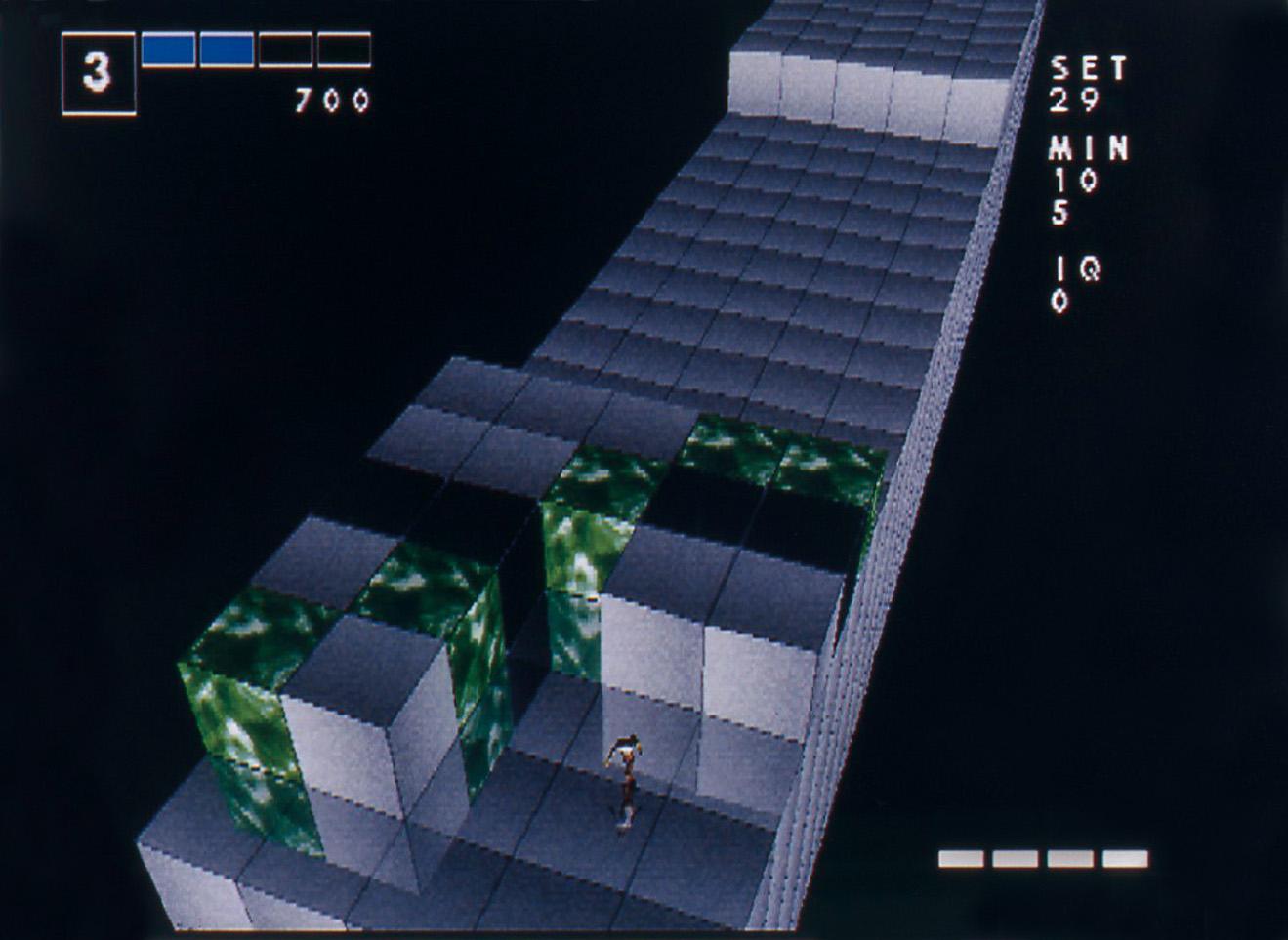 中村至男 プレイステーション・ゲームソフト「I.Q」
